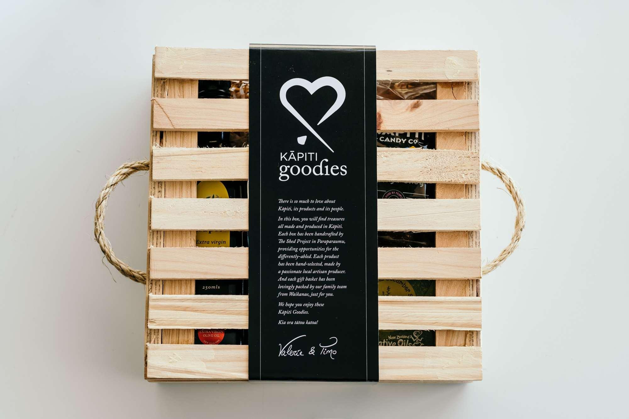 Kapiti Goodies Gift Box Top