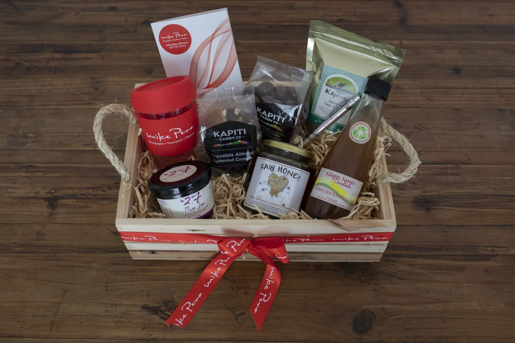 Mike Pero Corporate Gift Basket
